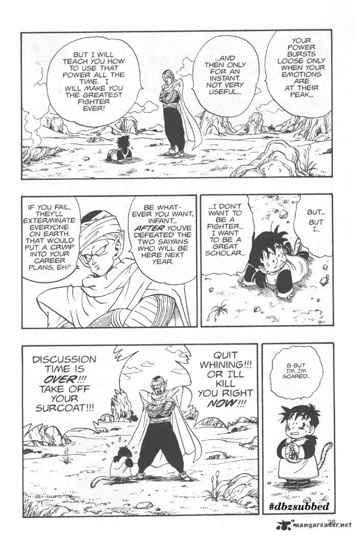 Dragon Ball Chapter 206  Online Free Manga Read Image 13