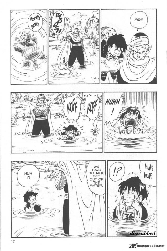 Dragon Ball Chapter 206  Online Free Manga Read Image 2