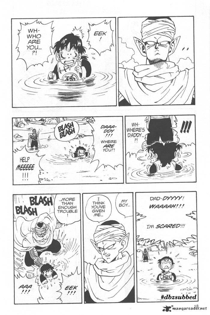 Dragon Ball Chapter 206  Online Free Manga Read Image 3