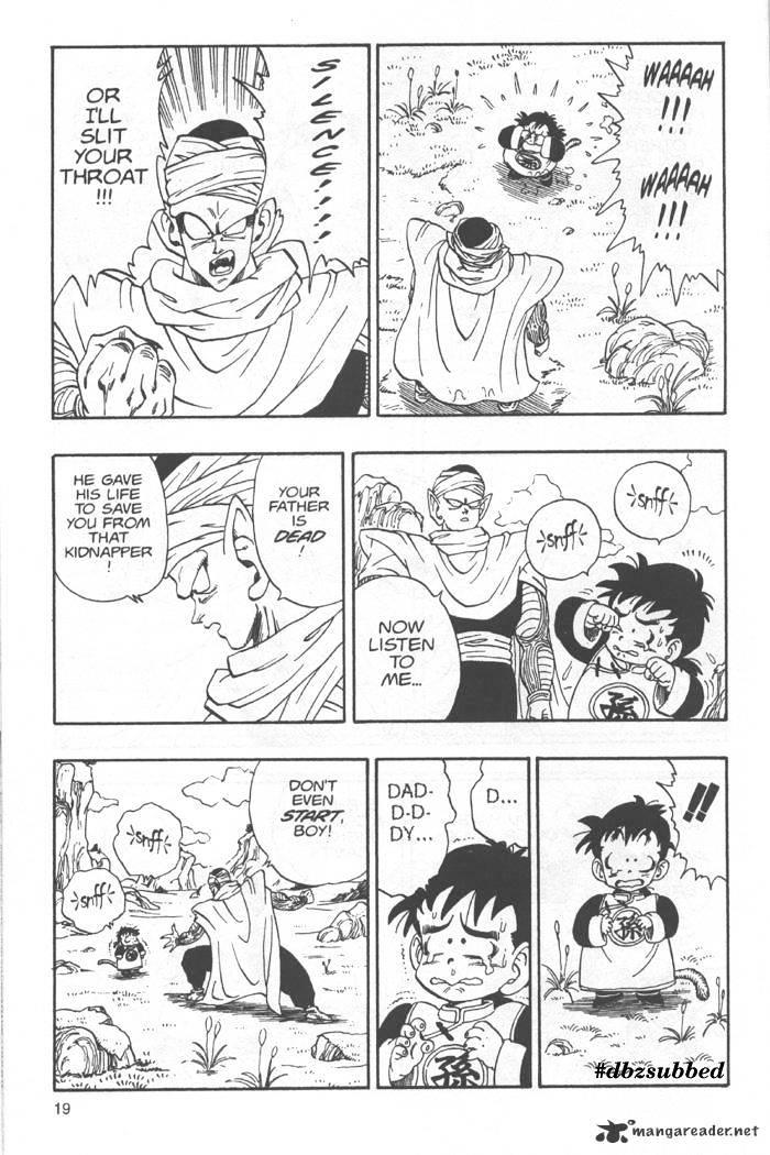 Dragon Ball Chapter 206  Online Free Manga Read Image 4