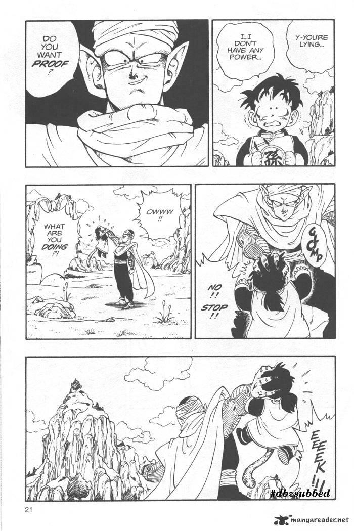 Dragon Ball Chapter 206  Online Free Manga Read Image 6