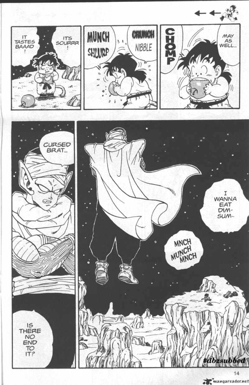 Dragon Ball Chapter 207  Online Free Manga Read Image 14