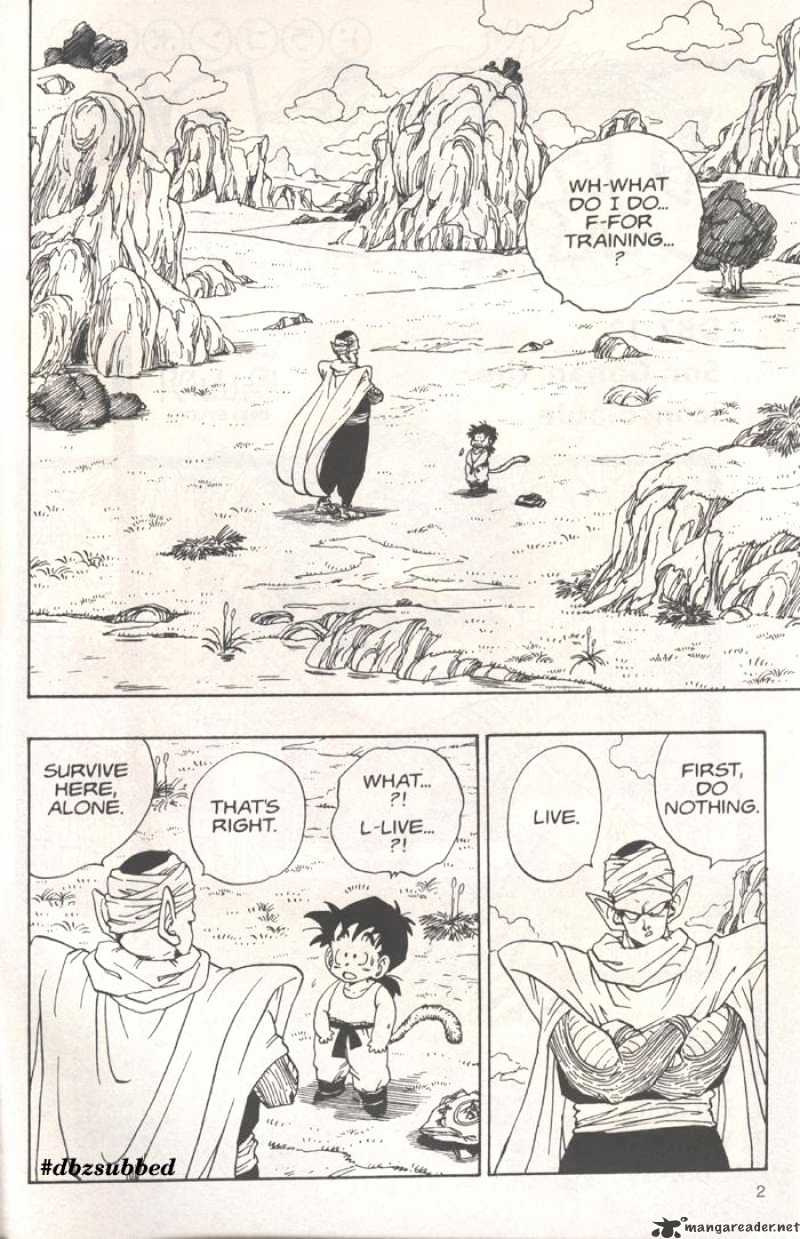 Dragon Ball Chapter 207  Online Free Manga Read Image 2