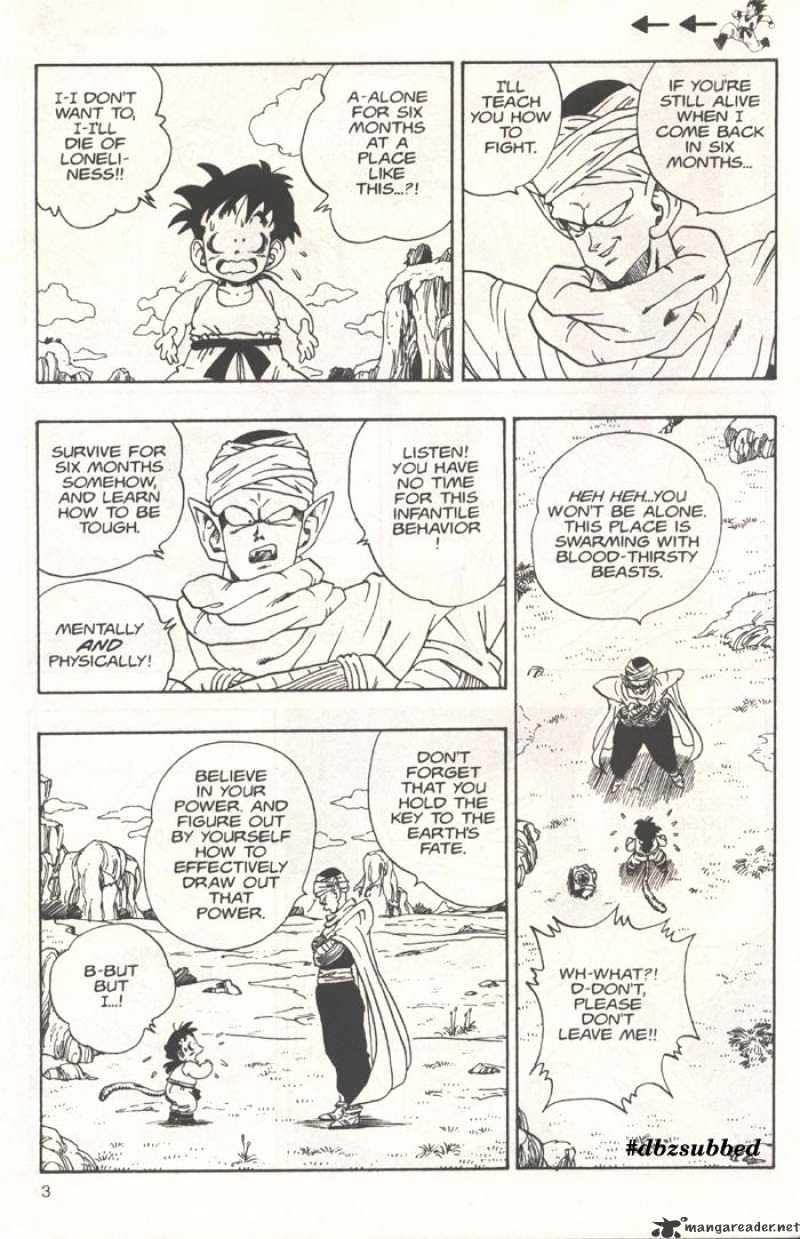 Dragon Ball Chapter 207  Online Free Manga Read Image 3