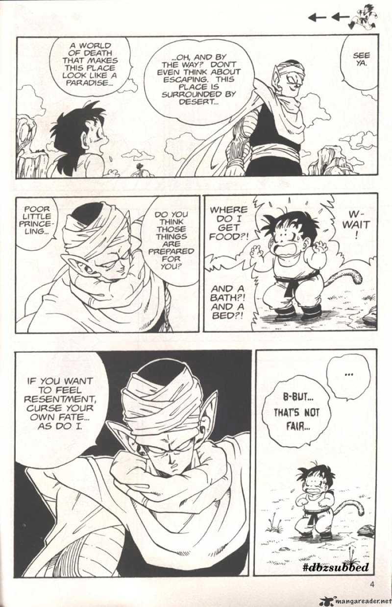 Dragon Ball Chapter 207  Online Free Manga Read Image 4