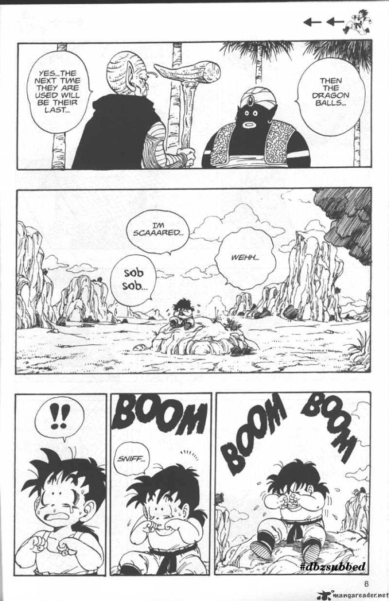 Dragon Ball Chapter 207  Online Free Manga Read Image 8