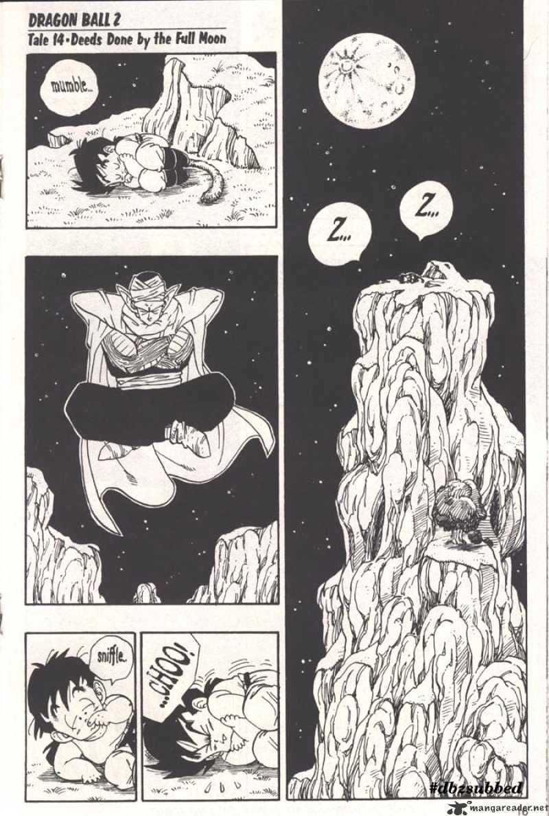 Dragon Ball Chapter 208  Online Free Manga Read Image 1