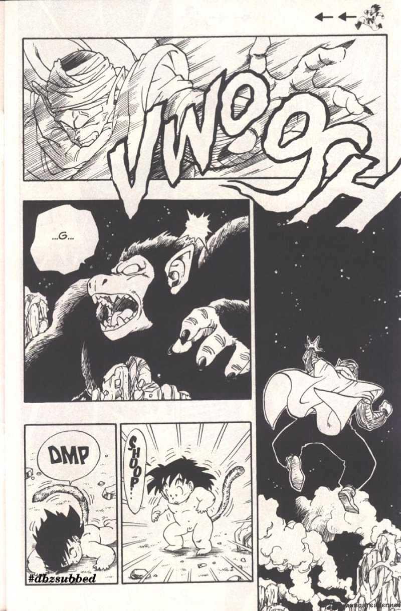 Dragon Ball Chapter 208  Online Free Manga Read Image 11