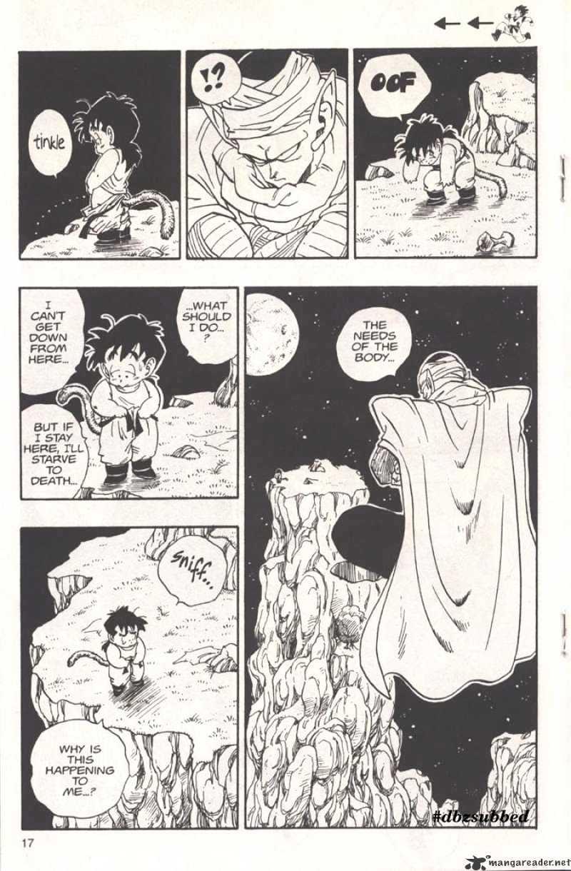 Dragon Ball Chapter 208  Online Free Manga Read Image 2
