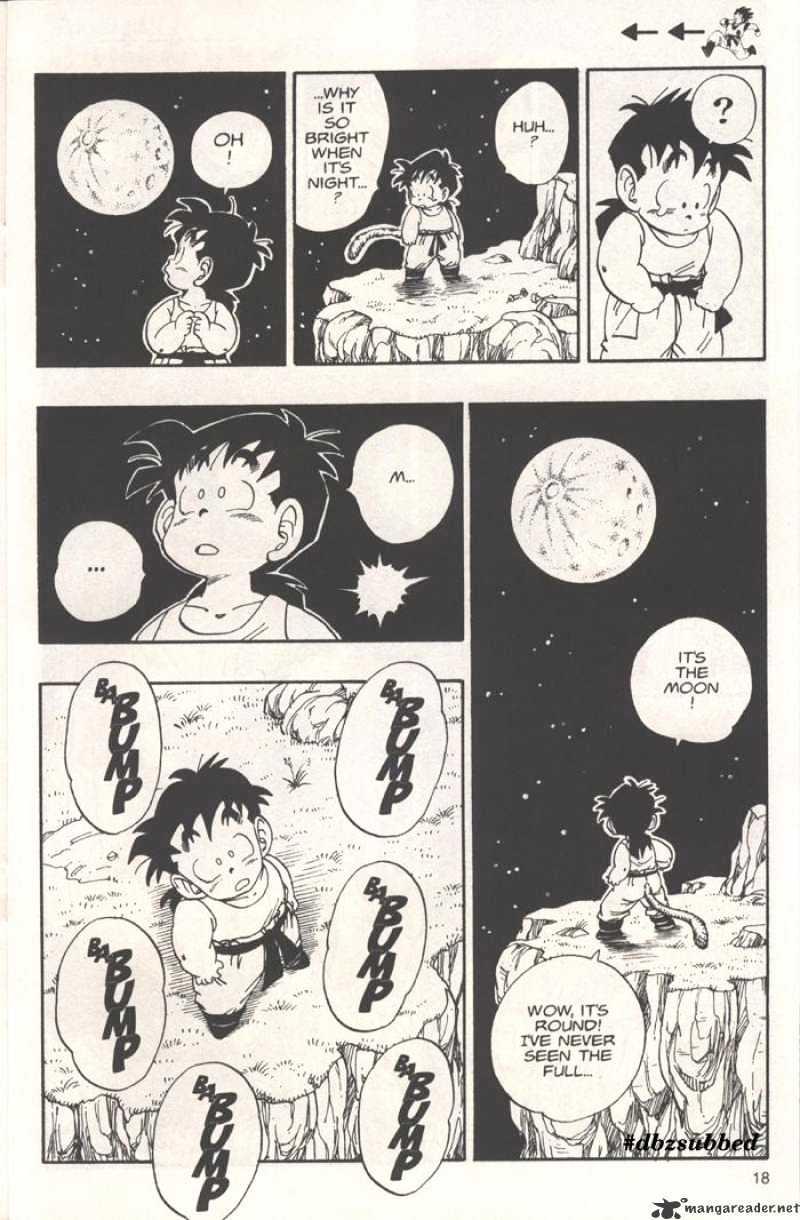 Dragon Ball Chapter 208  Online Free Manga Read Image 3