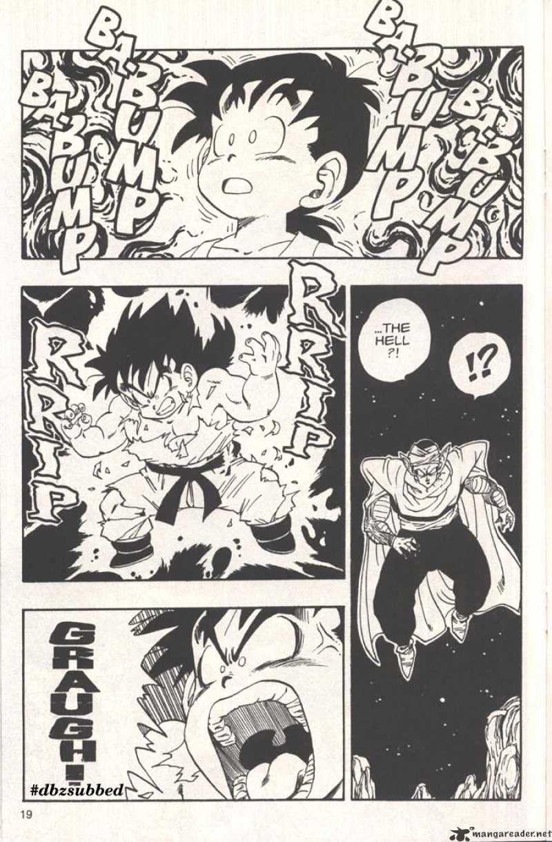 Dragon Ball Chapter 208  Online Free Manga Read Image 4