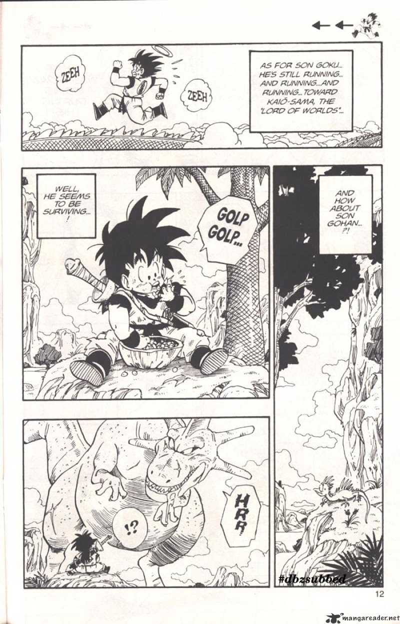 Dragon Ball Chapter 209  Online Free Manga Read Image 12