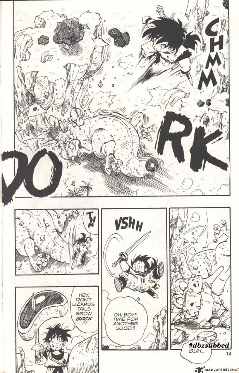 Dragon Ball Chapter 209  Online Free Manga Read Image 14
