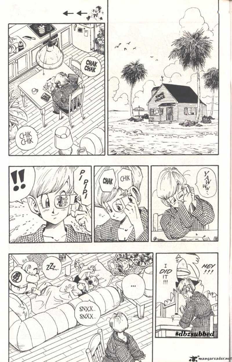 Dragon Ball Chapter 209  Online Free Manga Read Image 3