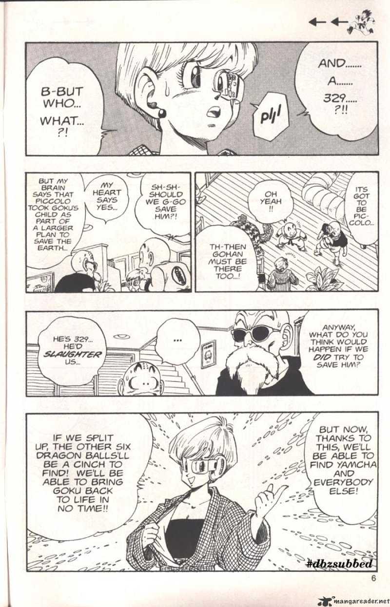 Dragon Ball Chapter 209  Online Free Manga Read Image 6