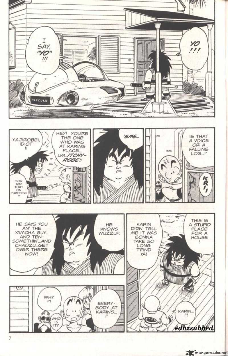 Dragon Ball Chapter 209  Online Free Manga Read Image 7