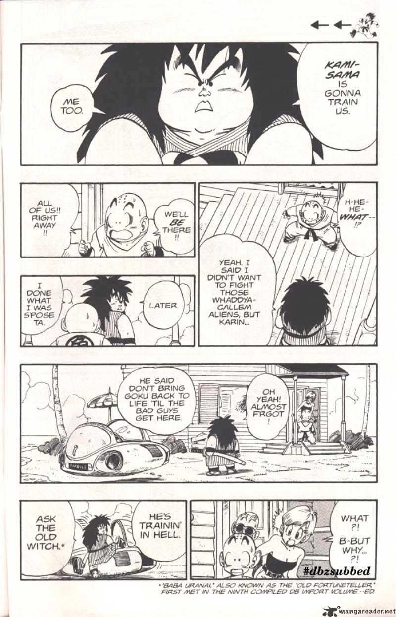 Dragon Ball Chapter 209  Online Free Manga Read Image 8