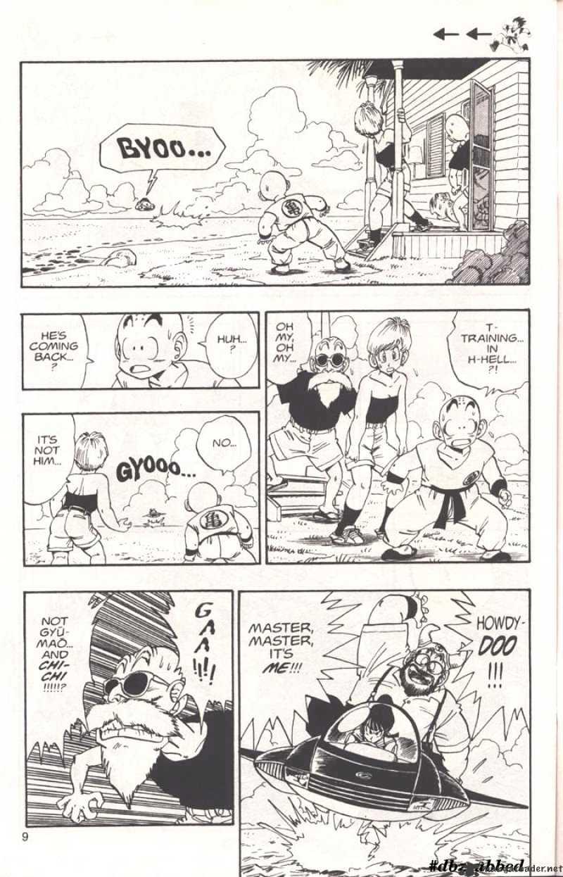 Dragon Ball Chapter 209  Online Free Manga Read Image 9