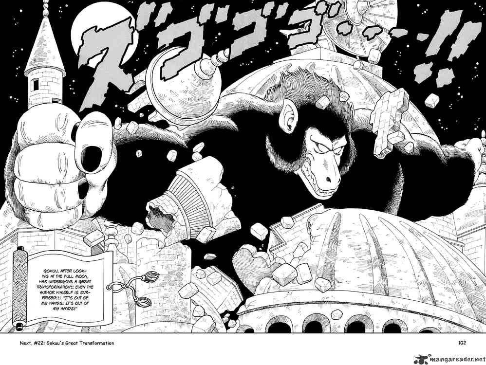 Dragon Ball Chapter 21  Online Free Manga Read Image 13