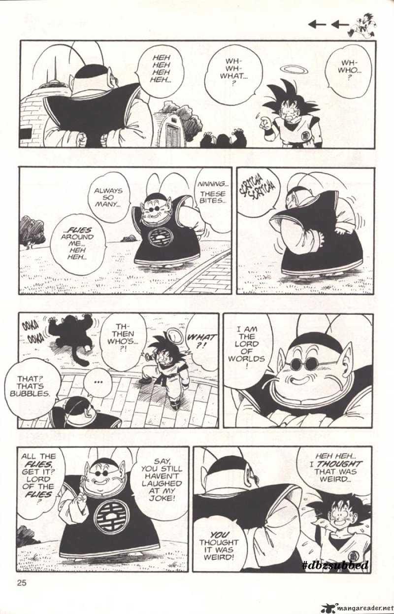 Dragon Ball Chapter 210  Online Free Manga Read Image 10
