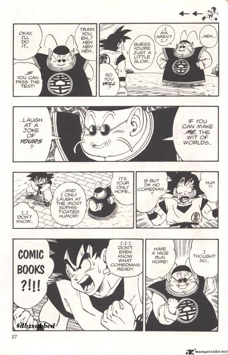 Dragon Ball Chapter 210  Online Free Manga Read Image 12
