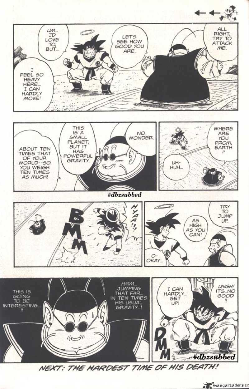 Dragon Ball Chapter 210  Online Free Manga Read Image 14