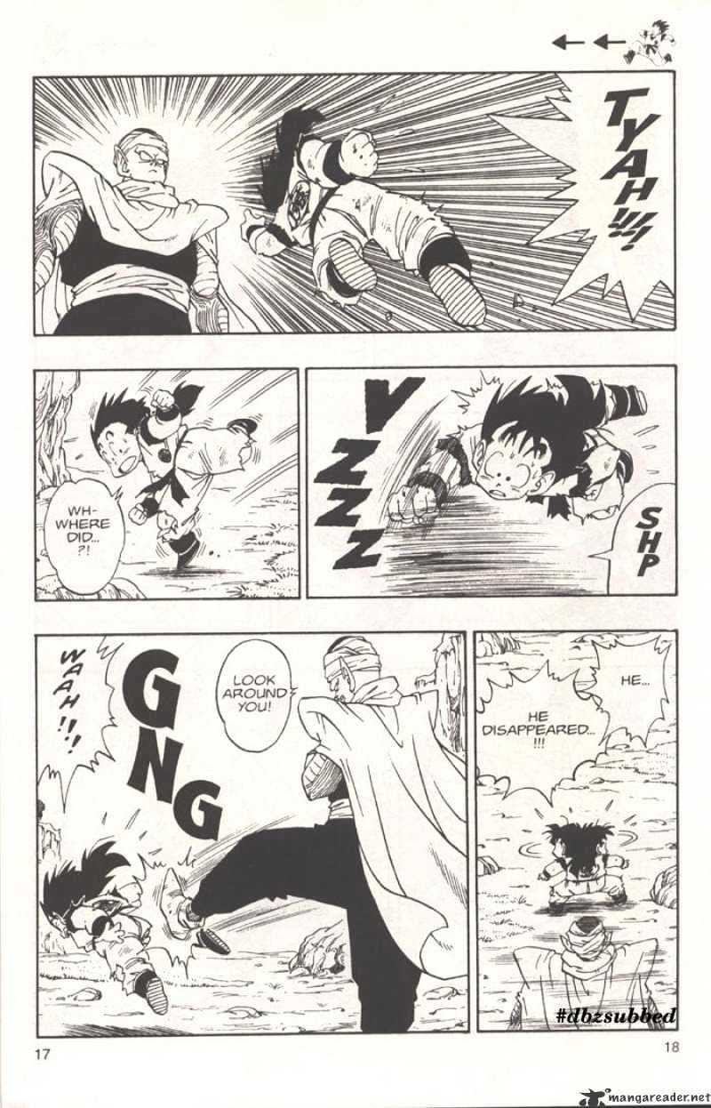Dragon Ball Chapter 210  Online Free Manga Read Image 2