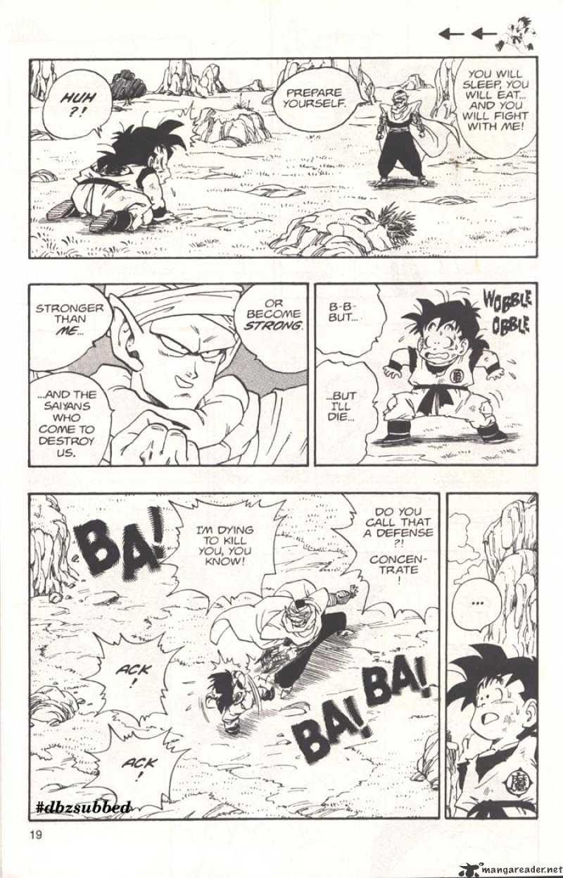 Dragon Ball Chapter 210  Online Free Manga Read Image 4