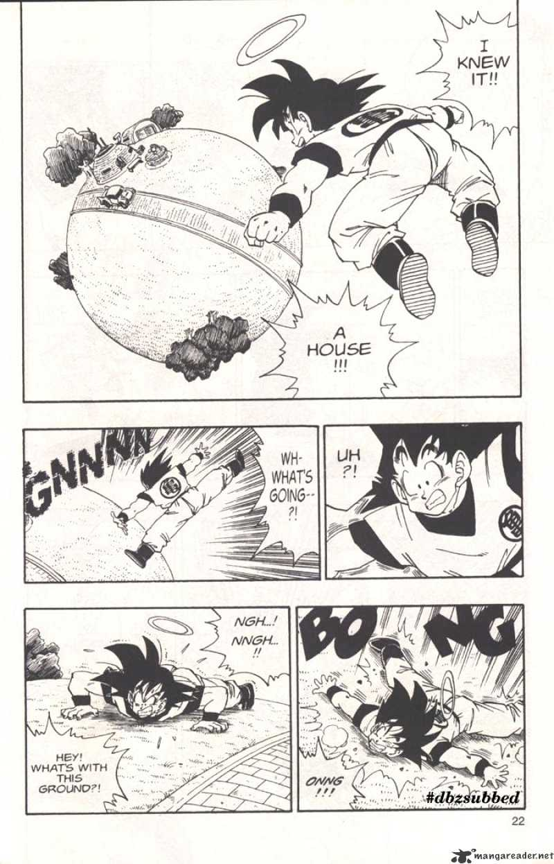 Dragon Ball Chapter 210  Online Free Manga Read Image 7