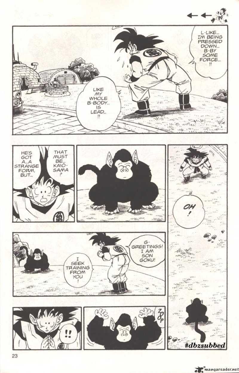 Dragon Ball Chapter 210  Online Free Manga Read Image 8