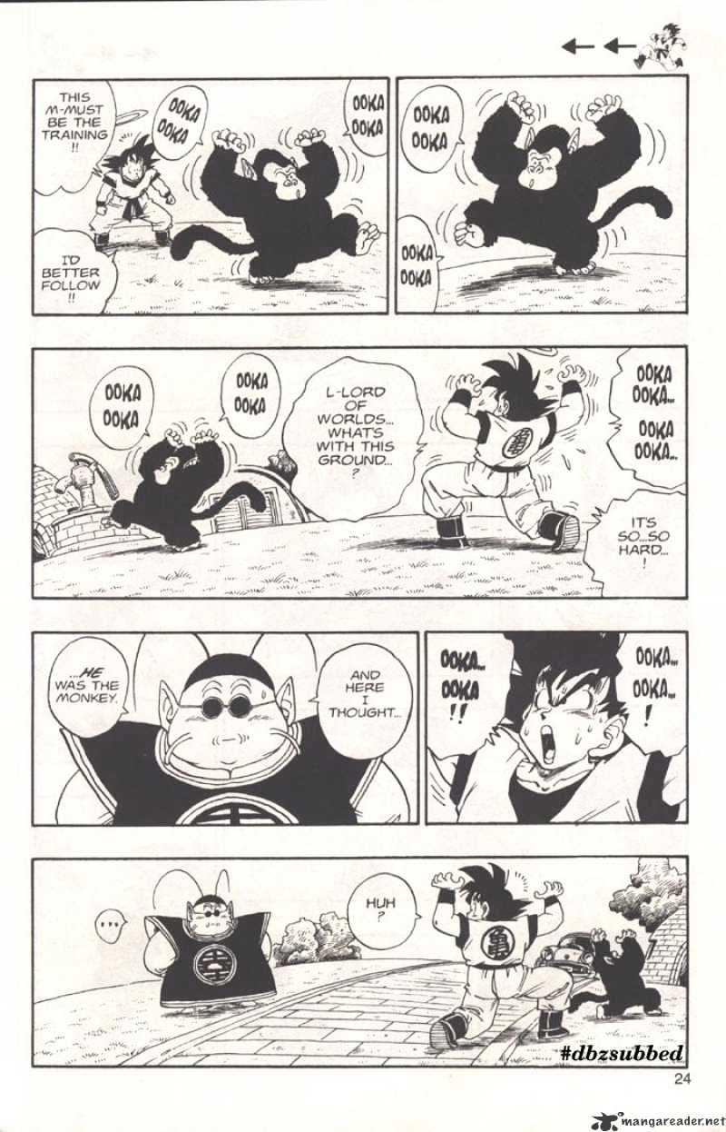Dragon Ball Chapter 210  Online Free Manga Read Image 9