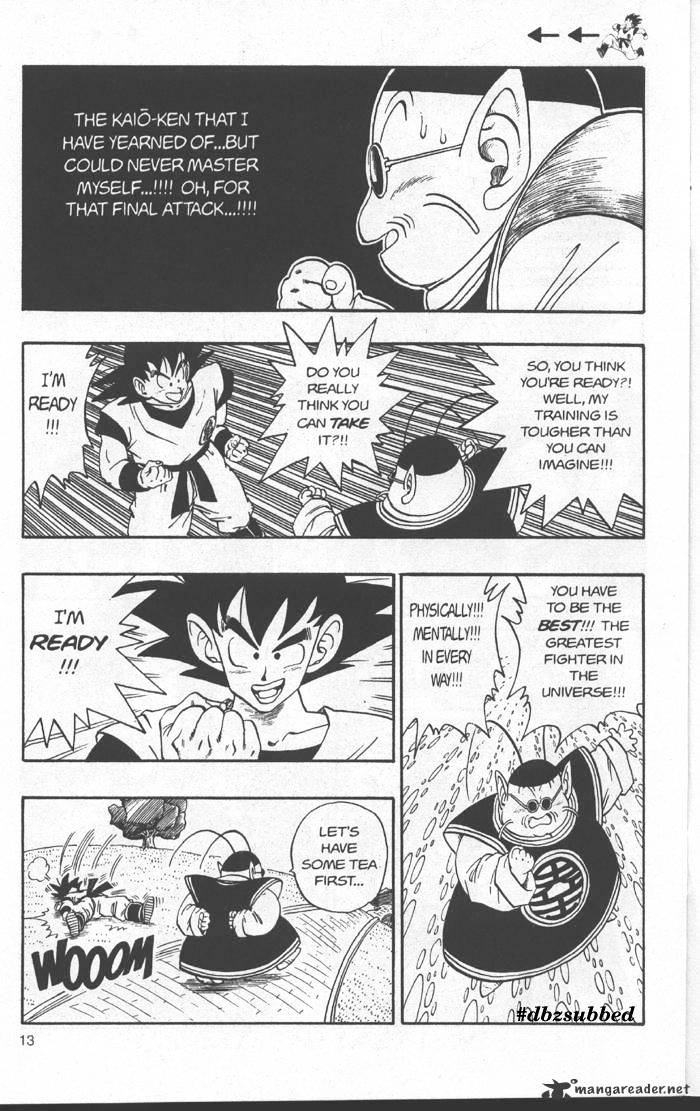Dragon Ball Chapter 211  Online Free Manga Read Image 13