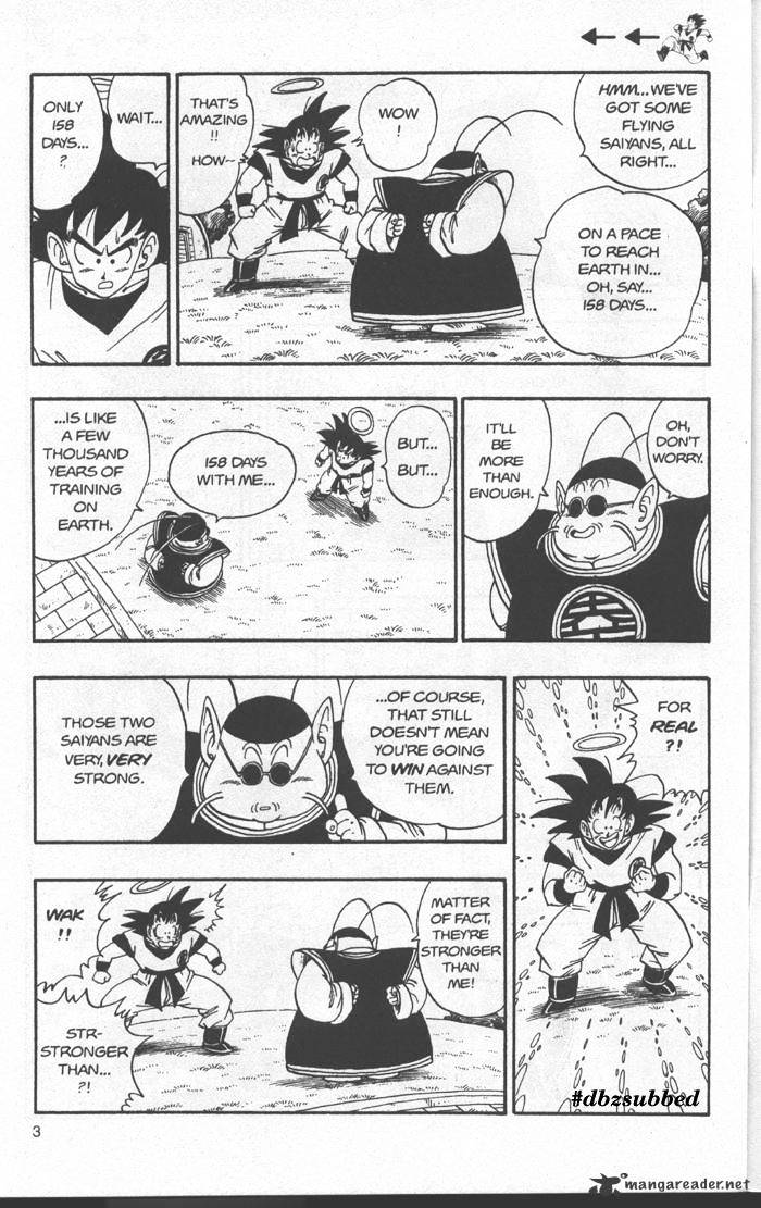 Dragon Ball Chapter 211  Online Free Manga Read Image 3