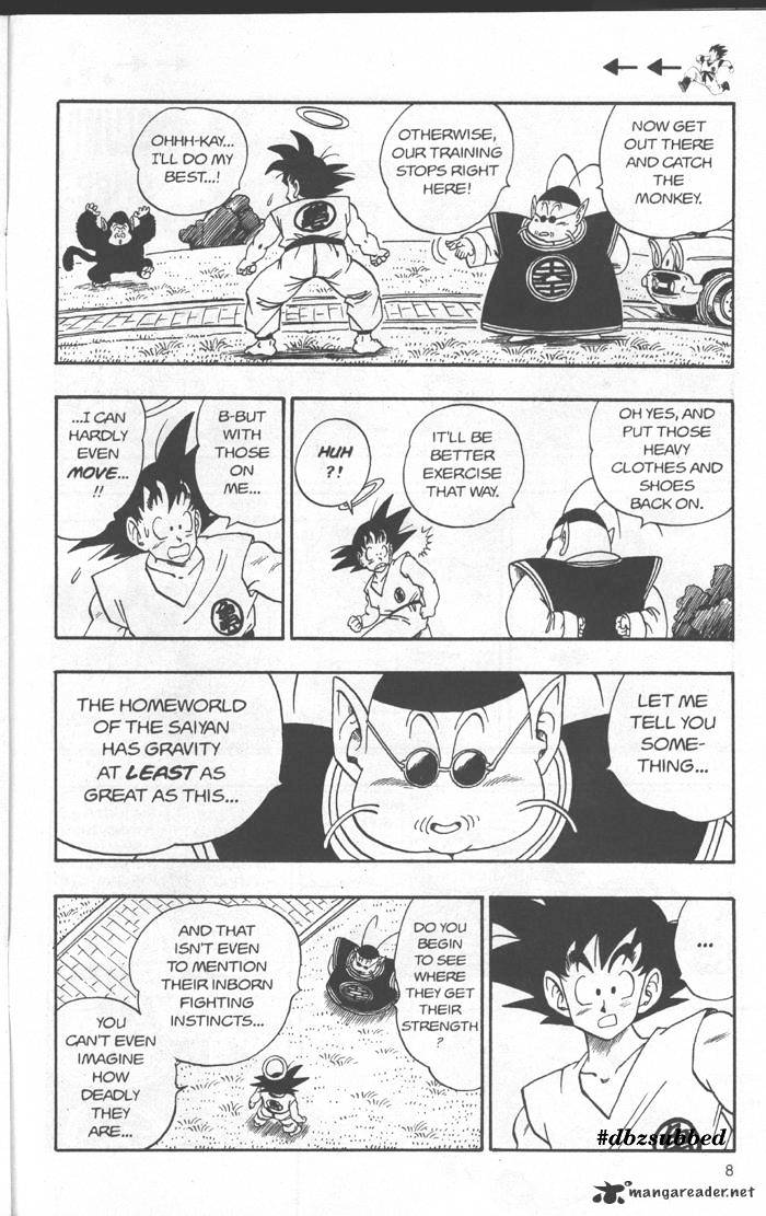Dragon Ball Chapter 211  Online Free Manga Read Image 8