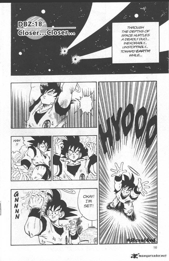 Dragon Ball Chapter 212  Online Free Manga Read Image 1