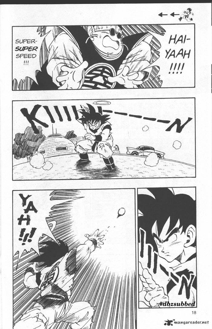 Dragon Ball Chapter 212  Online Free Manga Read Image 3