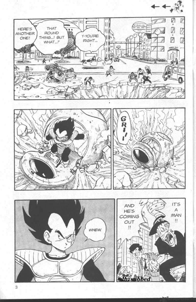 Dragon Ball Chapter 213  Online Free Manga Read Image 2
