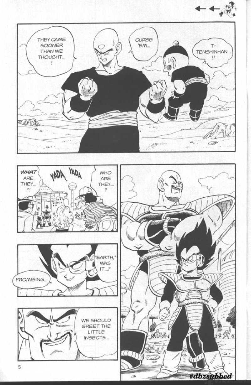 Dragon Ball Chapter 213  Online Free Manga Read Image 4