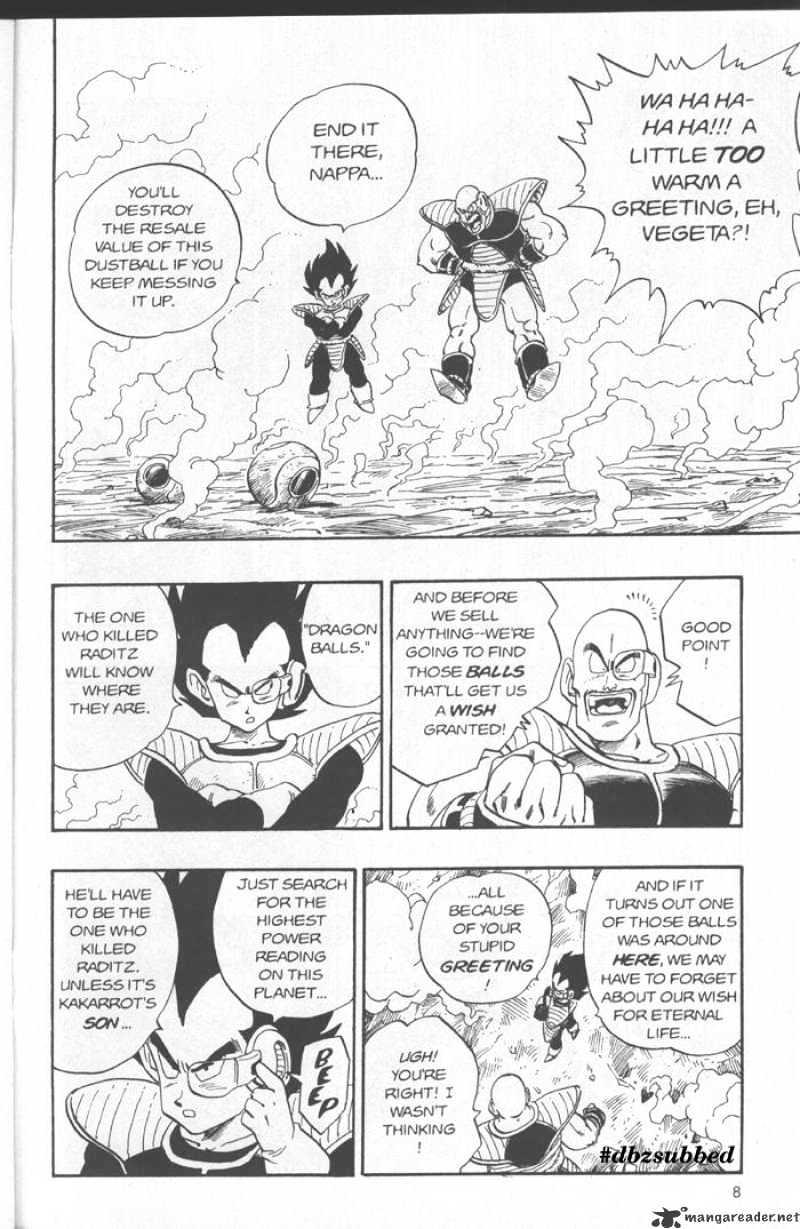 Dragon Ball Chapter 213  Online Free Manga Read Image 7