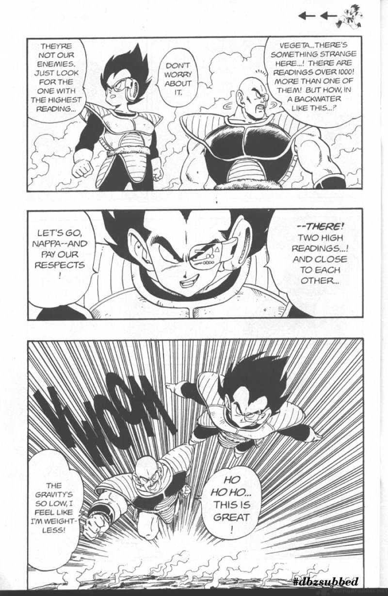 Dragon Ball Chapter 213  Online Free Manga Read Image 8