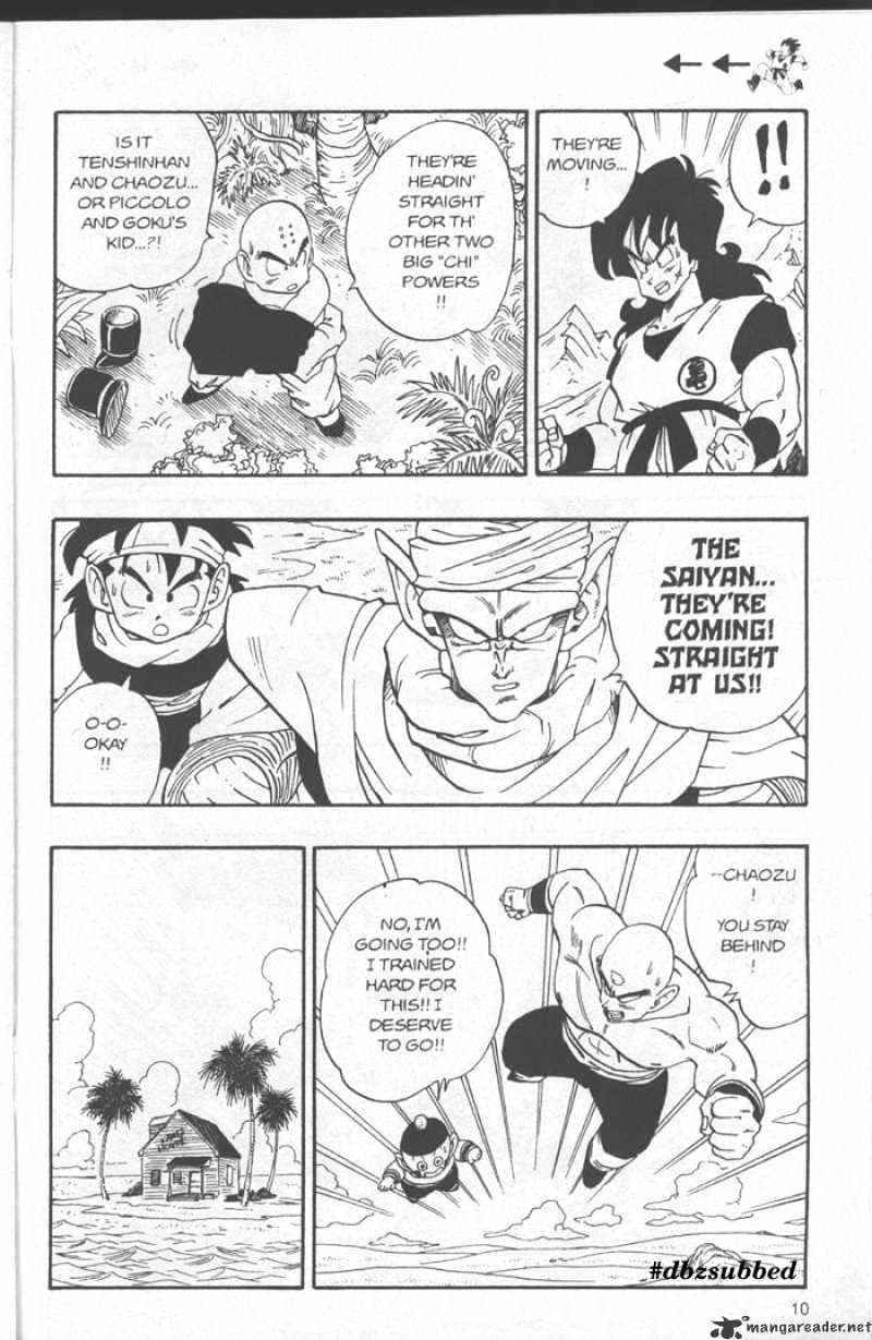 Dragon Ball Chapter 213  Online Free Manga Read Image 9