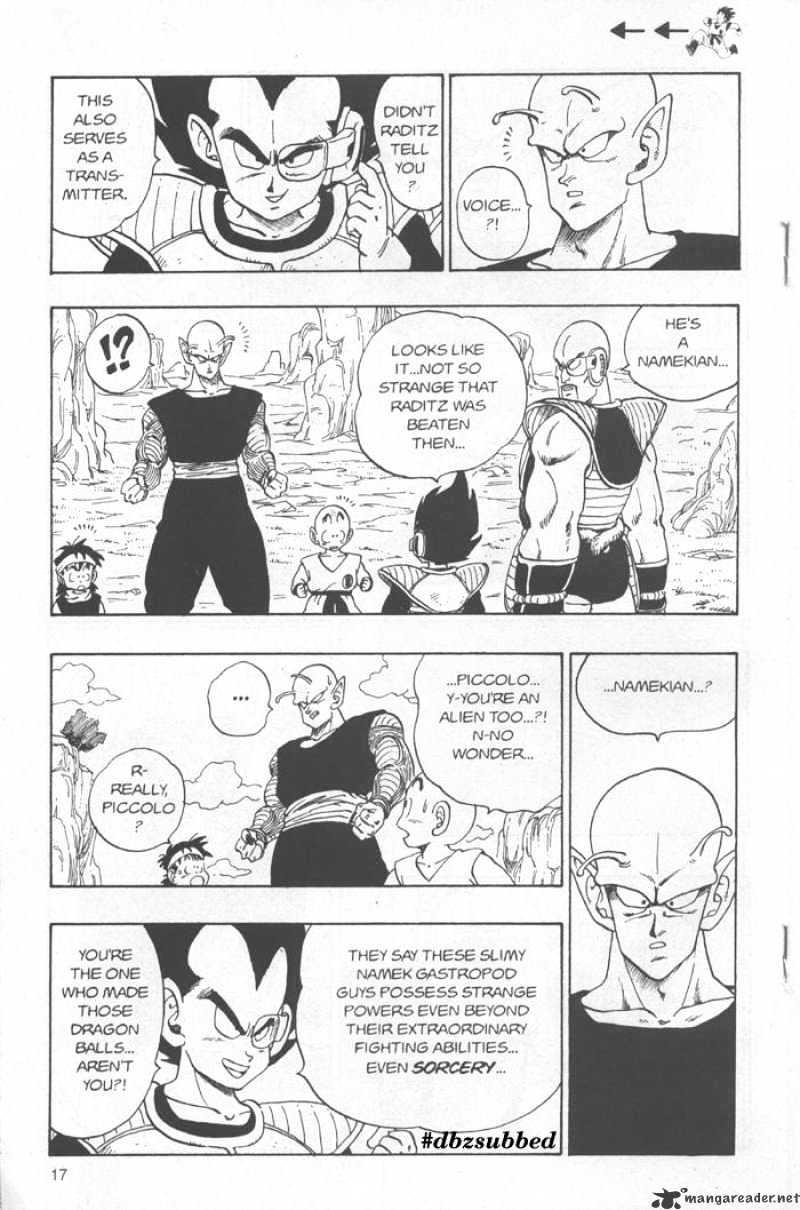 Dragon Ball Chapter 214  Online Free Manga Read Image 2
