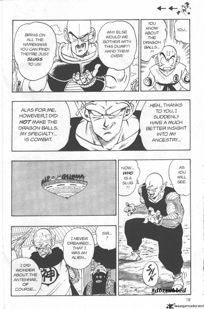 Dragon Ball Chapter 214  Online Free Manga Read Image 3