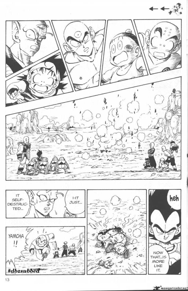 Dragon Ball Chapter 215  Online Free Manga Read Image 13