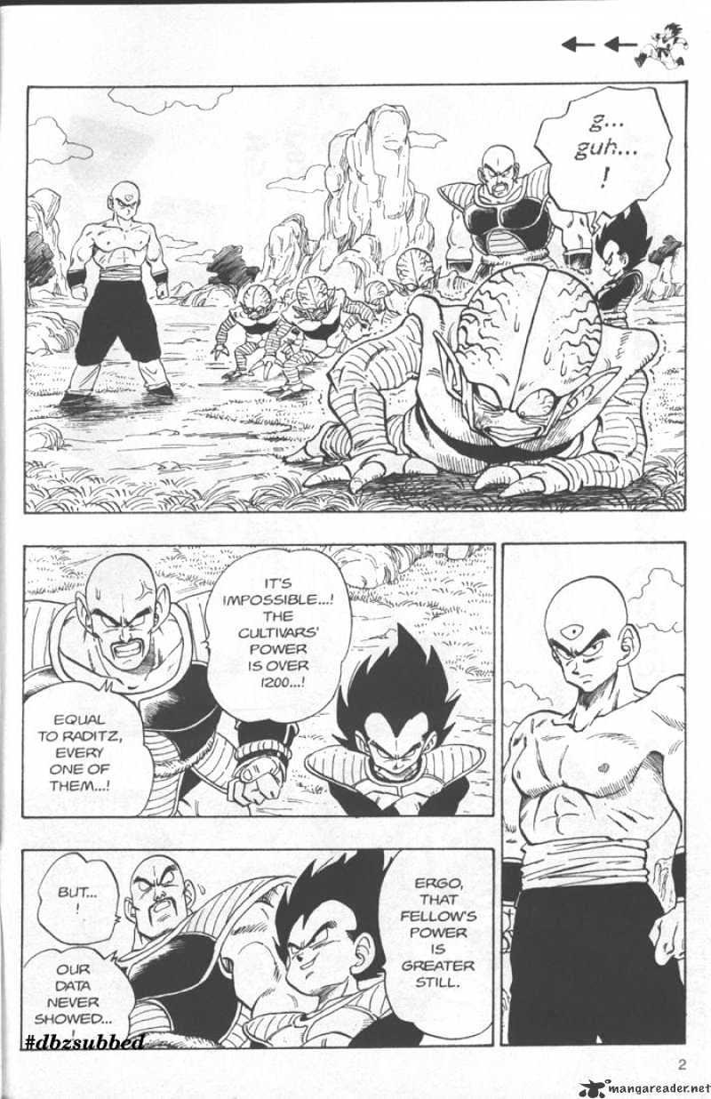 Dragon Ball Chapter 215  Online Free Manga Read Image 2