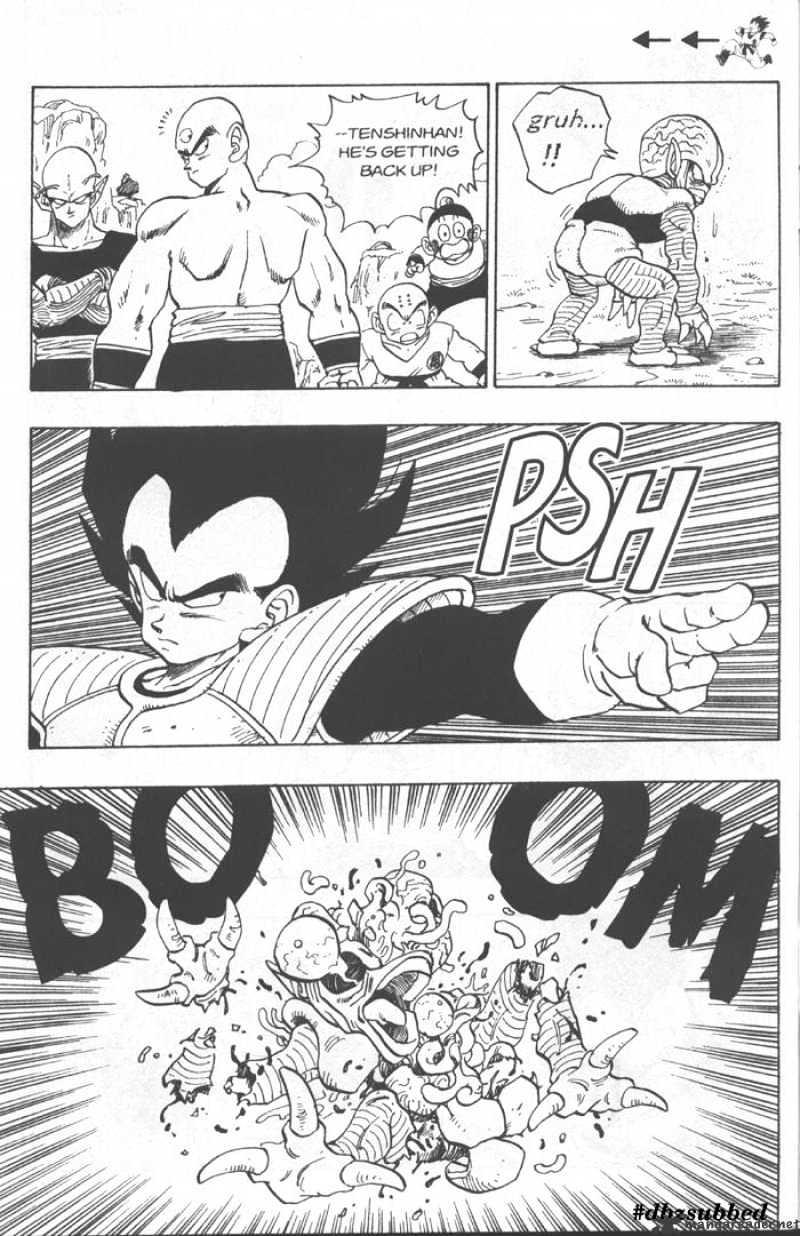 Dragon Ball Chapter 215  Online Free Manga Read Image 3