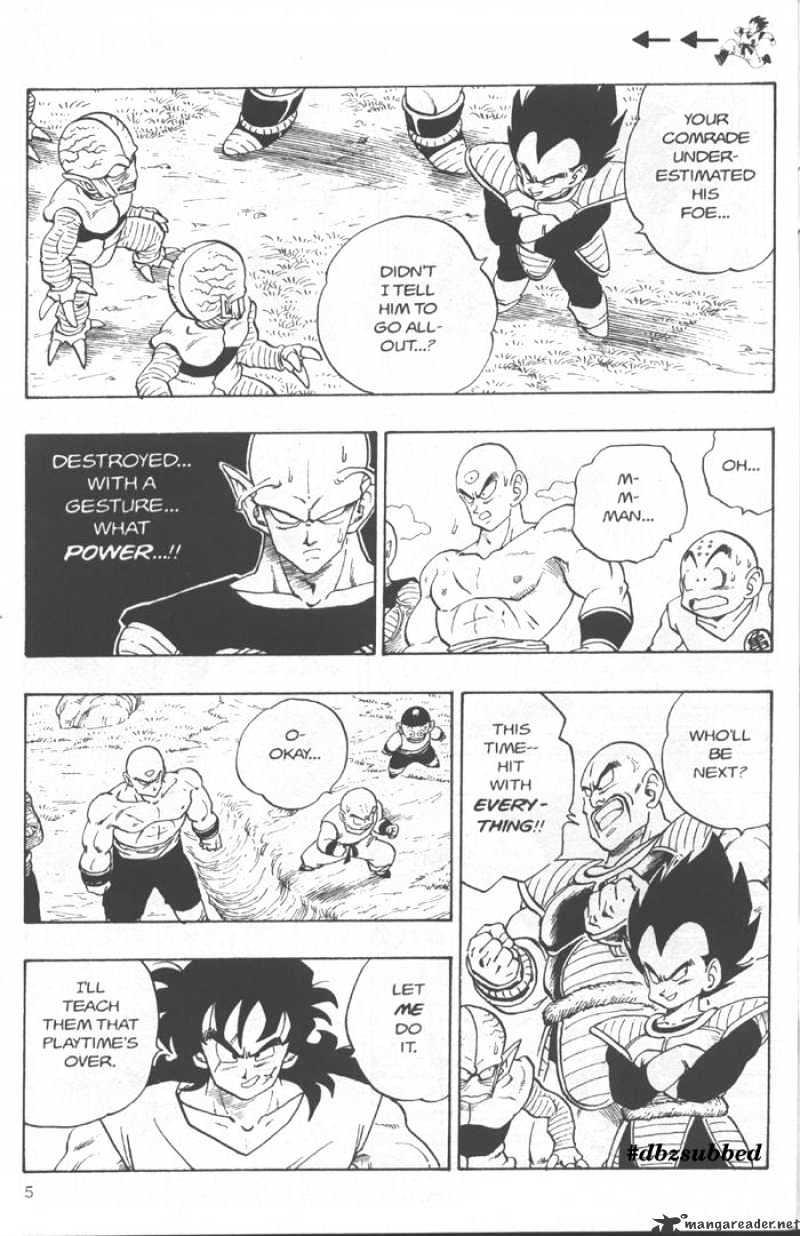 Dragon Ball Chapter 215  Online Free Manga Read Image 5