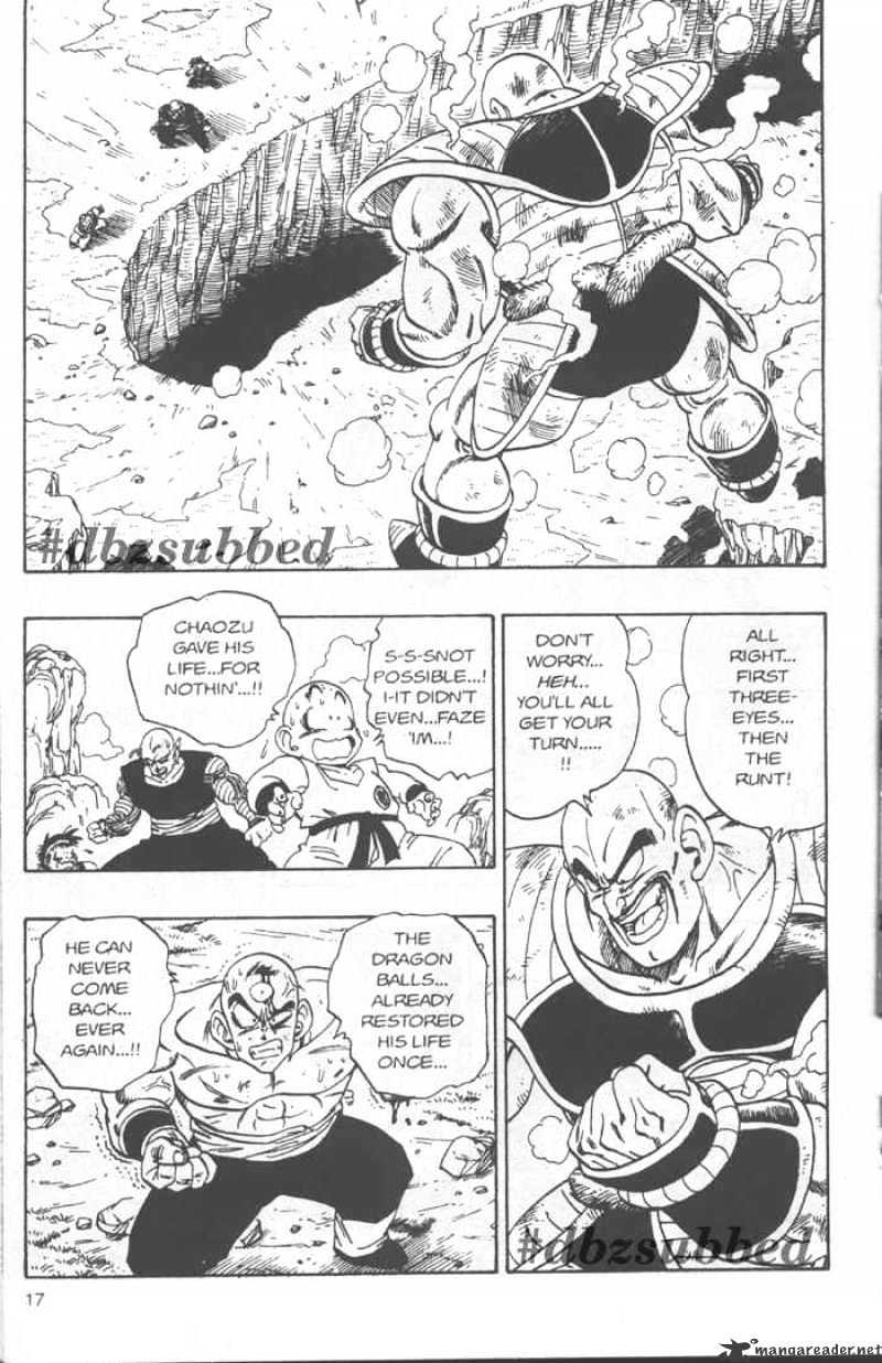 Dragon Ball Chapter 218  Online Free Manga Read Image 2