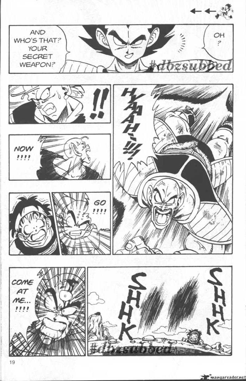 Dragon Ball Chapter 218  Online Free Manga Read Image 4