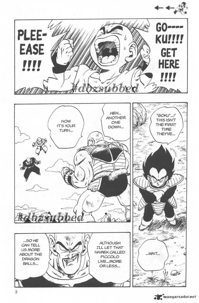 Dragon Ball Chapter 219  Online Free Manga Read Image 3